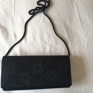 Handbags - Vintage Lace Envelope Clutch